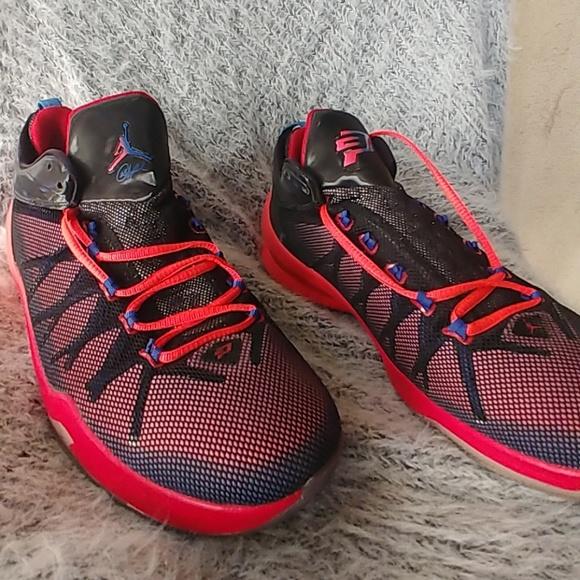 e136d1a64935d7 Jordan Other - Jordan CP3 VIII ae neon red black